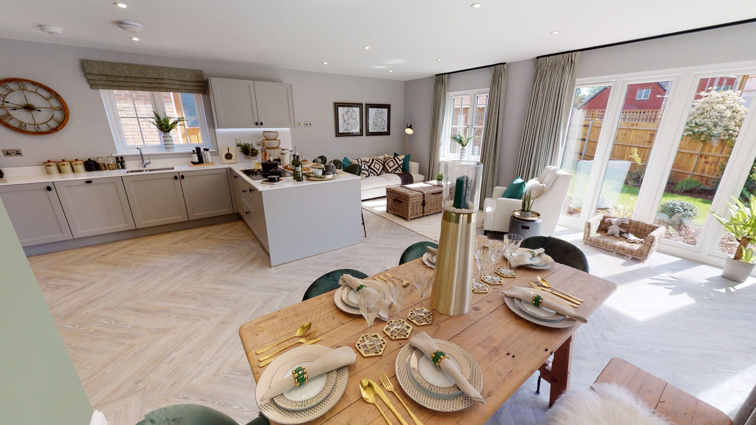 hawthornden yalding kitchen