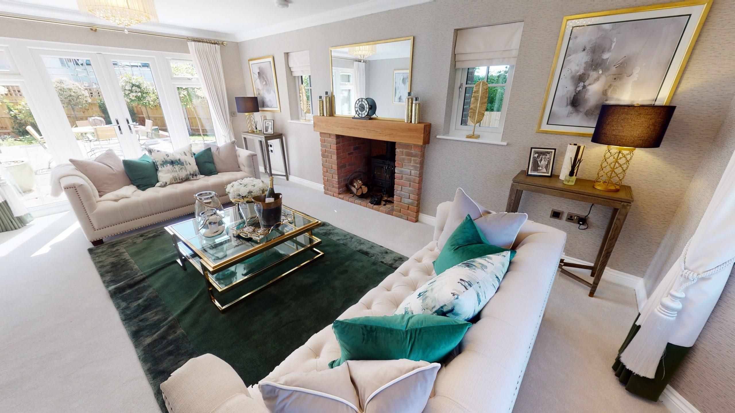 hawthornden yalding living room