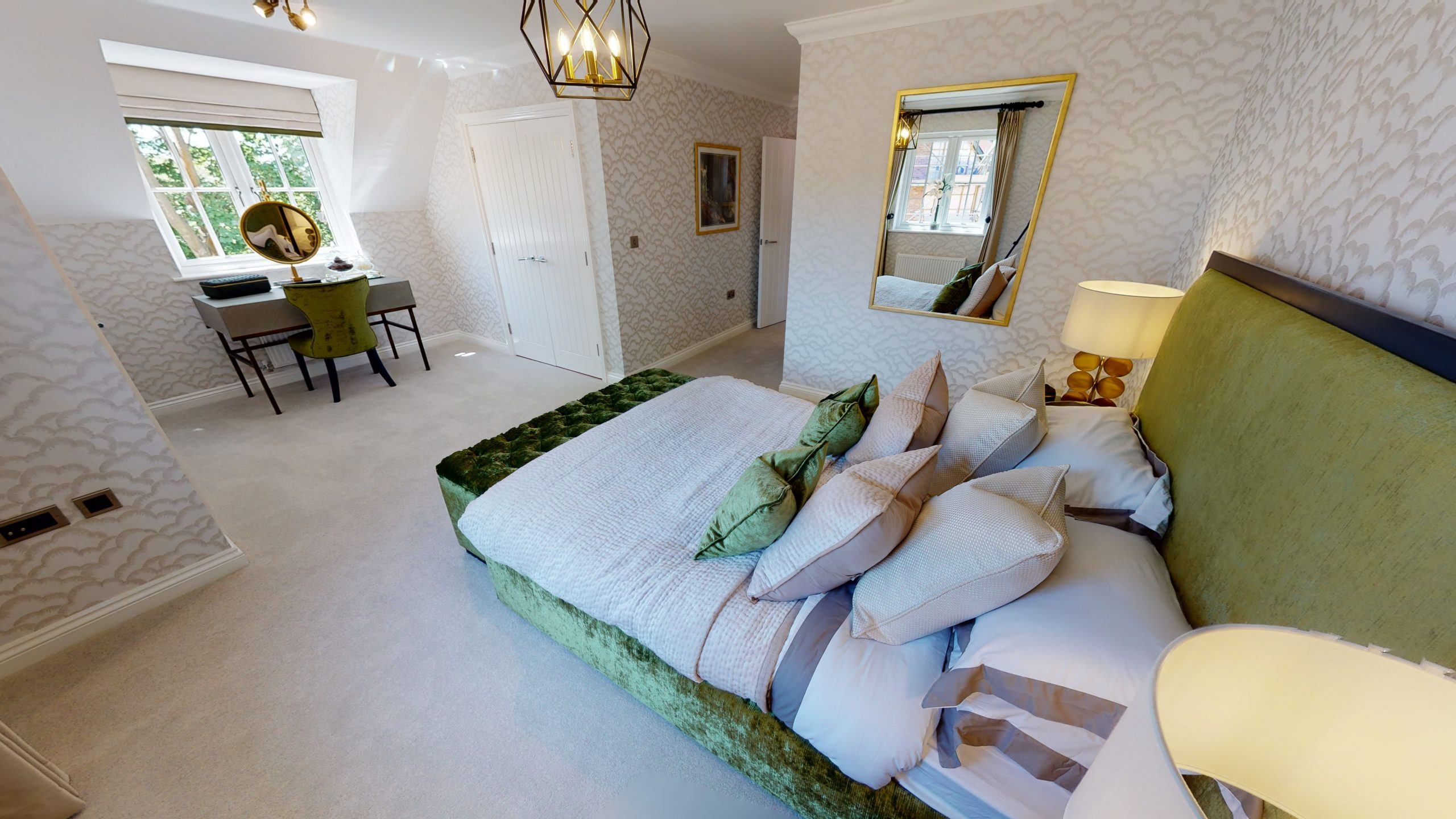 hawthornden yalding bedroom