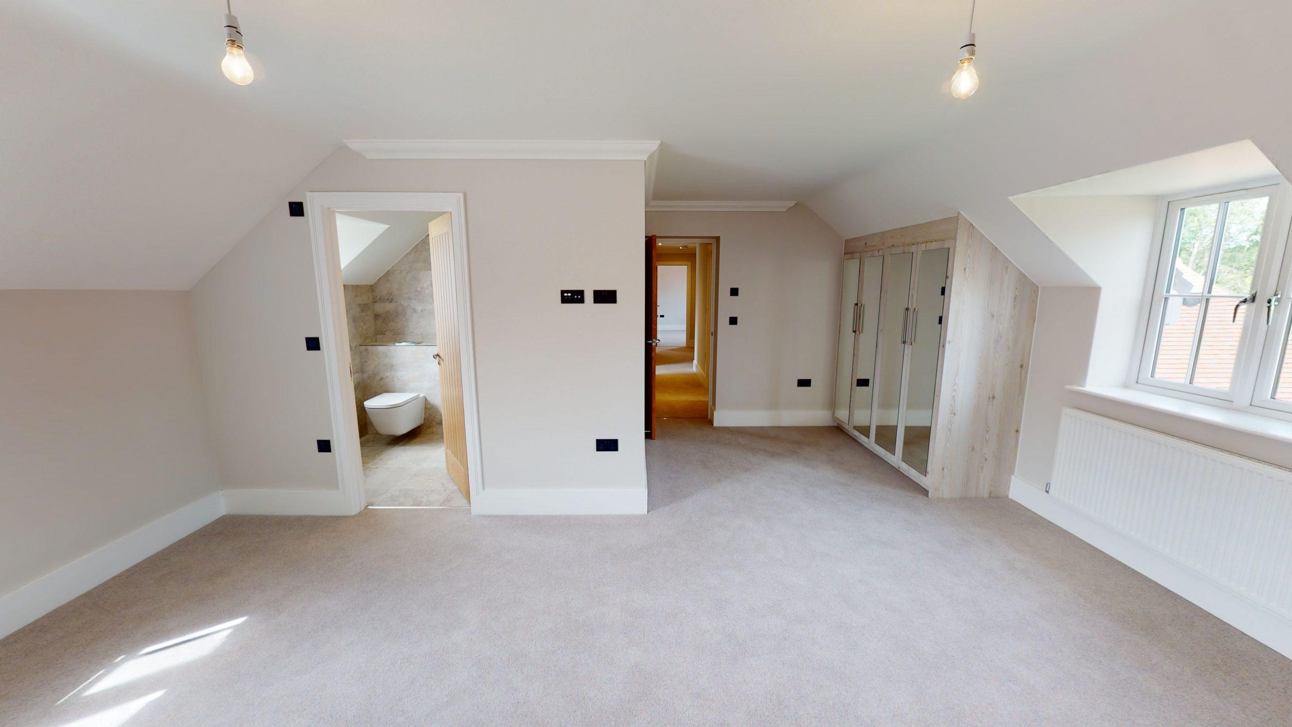 weavers park headcorn bedroom