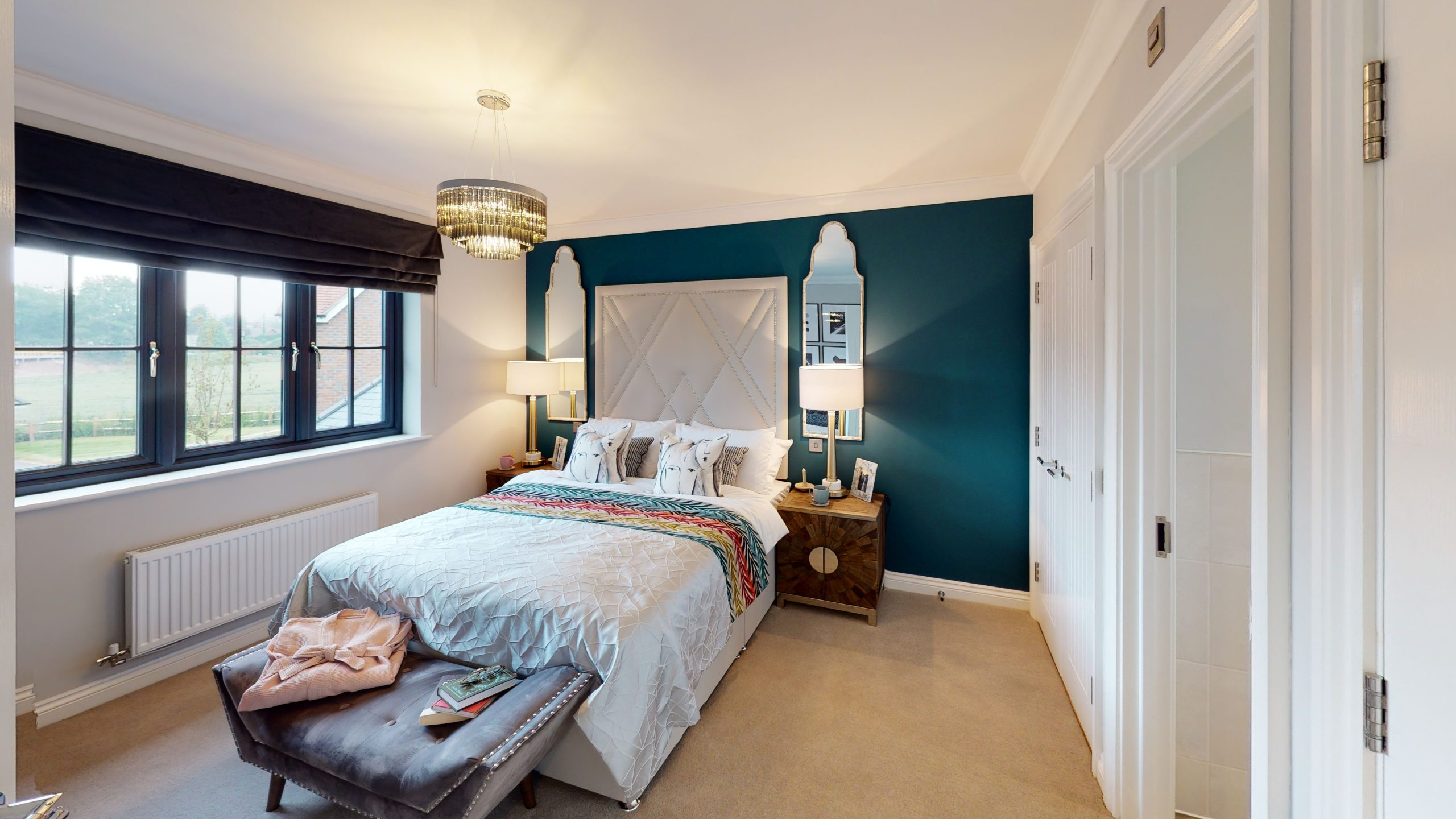 Bakers Field Bedroom