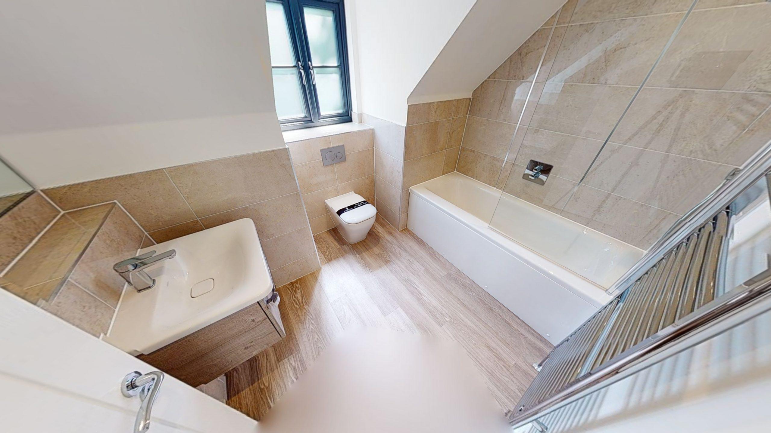 Cherry Tree Lane Bathroom