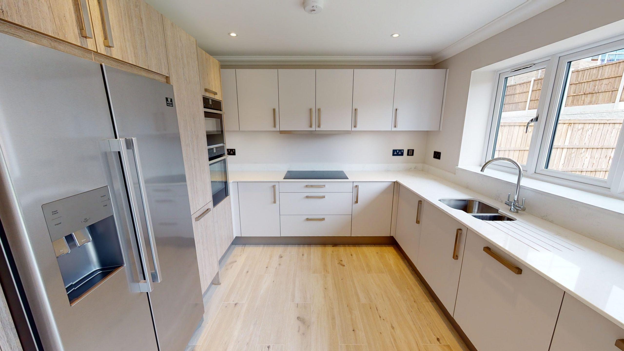 Woodside Court Kitchen