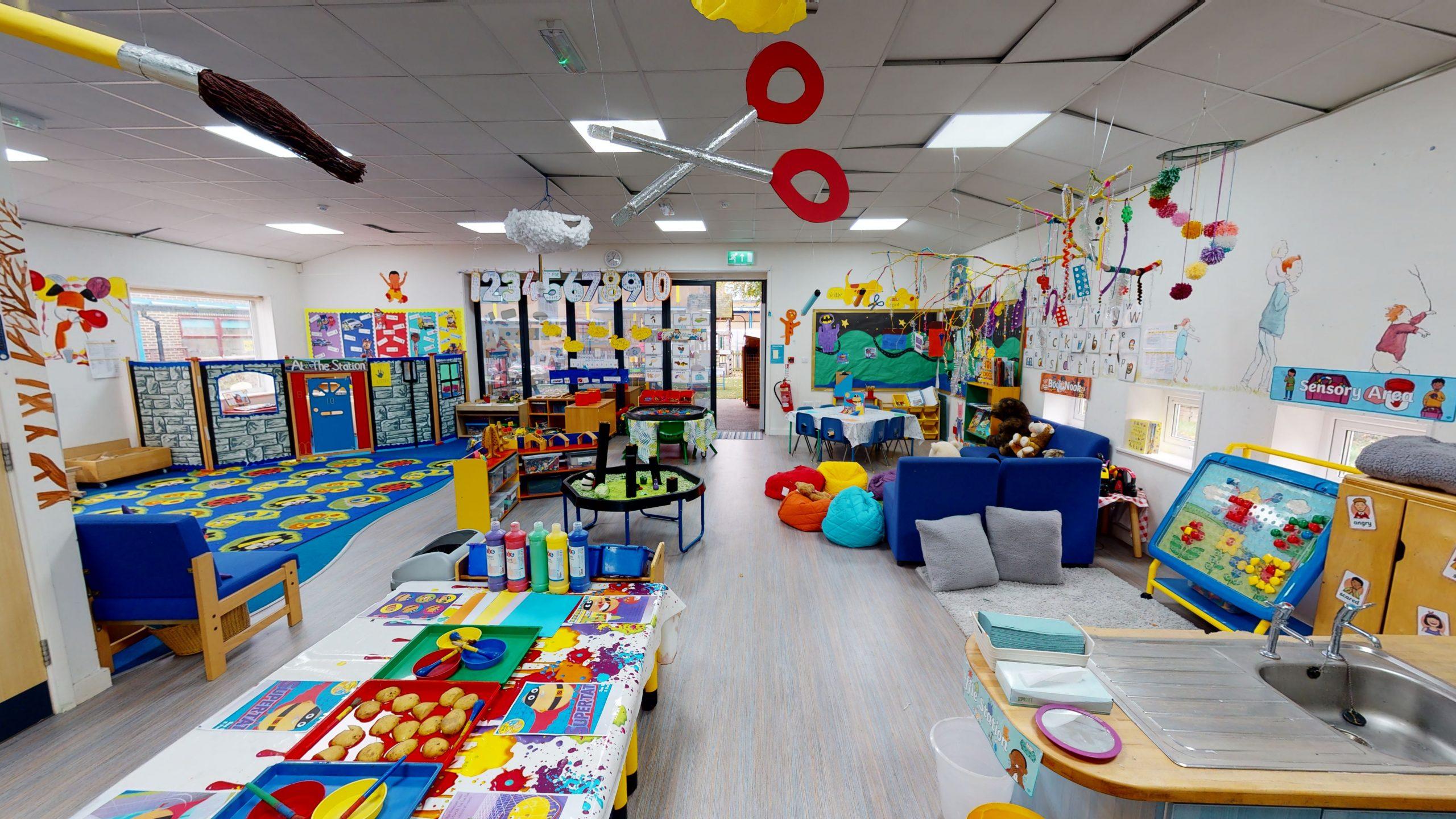 regis manor primary school